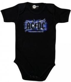 ACDC Onesie Baby Creeper Thunderstruck