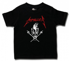 Metallica Clothes Kids - T-shirt Scary Guy