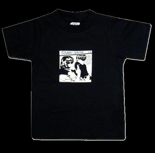 Sonic Youth lapsetti-taapero t-paitaa - paitaa Black Goo